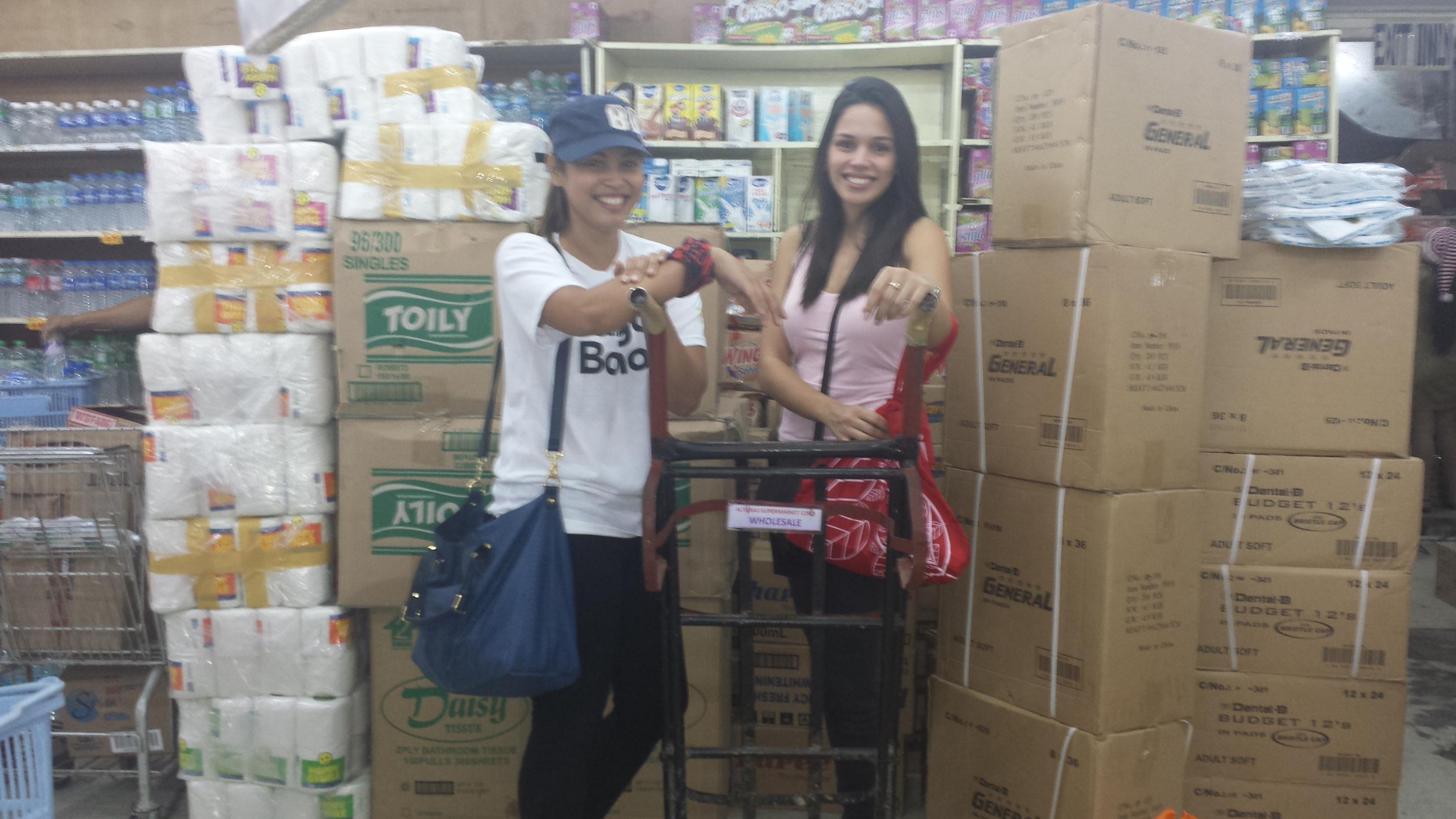 Sheryl Lynn Foundation - Haiyan Relief Operations - Part I